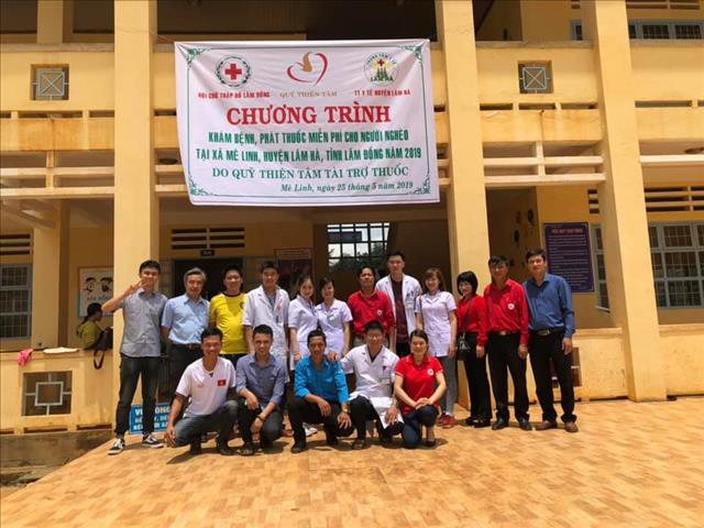 Đoàn thanh niên TTYT Lâm Hà 2019